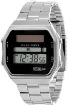 "Vestal Digital Solar Watch ""Syncratic"""