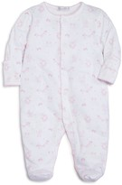 Kissy Kissy Girls' Rockabye Buggy Print Footie