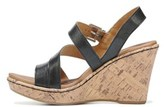 b.ø.c. Women's B.o.c., Schirra High Heel Wedge Sandal.