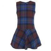 Liv Multi-Color Plaid Dress