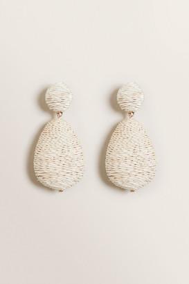 Seed Heritage Teardrop Earrings