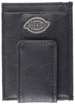 Dickies Magnetic Money Clip Front Pocket Wallet