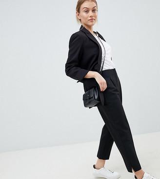 Asos DESIGN Petite mix & match cigarette suit pants