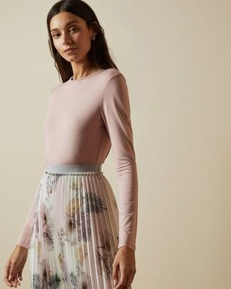 Ted Baker SIEENAI Fitted long sleeved top