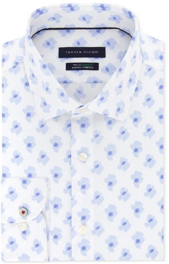 66993c52 Tommy Hilfiger Men's Dress Shirts - ShopStyle