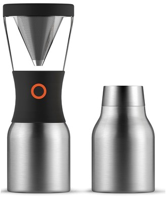 Asobu Silver Kool Brew Coffee Maker