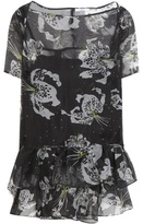 Erdem Noelle floral-printed silk blouse