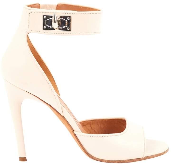Givenchy Shark leather sandal