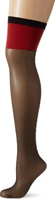 Fiore Women's Anais/Sensual Suspender Stockings 20 DEN