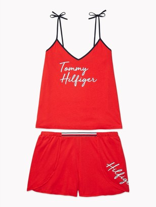 Tommy Hilfiger Tank And Short Sleep Set