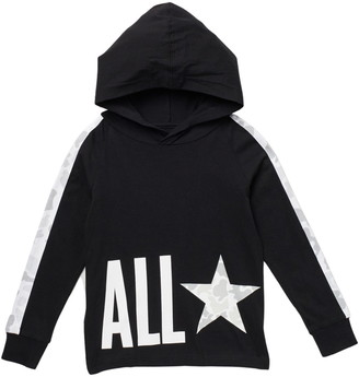 Converse All Star Jersey Pullover Hoodie