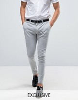 Noak Super Skinny Jersey Trousers