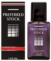 Coty Preferred Stock For Men. Cologne Spray 1.7 Oz.