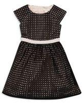 Kate Spade Girl's Guipure Lace Dress