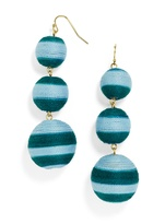 BaubleBar Striped Crispin Drops