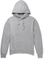 Acne Studios - Yala Fleece-back Cotton-jersey Hoodie