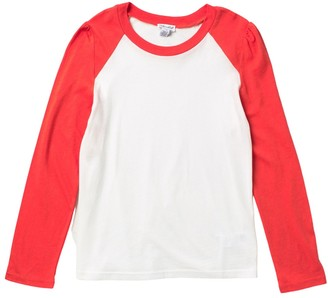Splendid Long Raglan Sleeve Top (Big Girls)