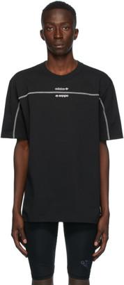adidas Black Crew T-Shirt