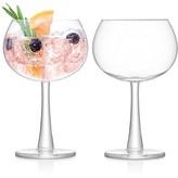 LSA International Gin Balloon Wine Glass, Set of 2