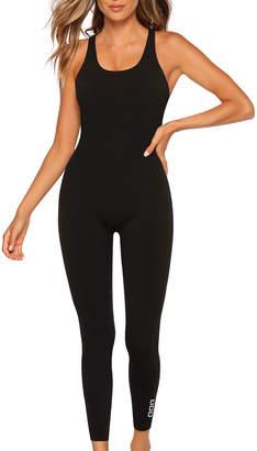 Lorna Jane Ambition All-In-One Bodysuit with Shelf Bra