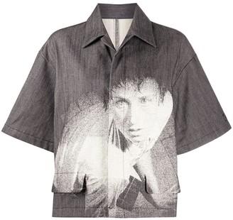 Undercover Photo Print Shirt