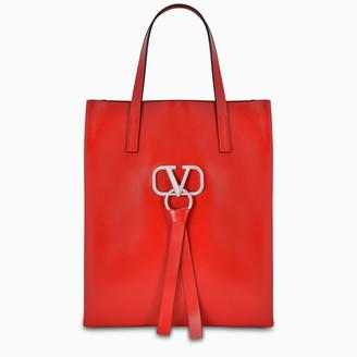Valentino Black VRing tote bag