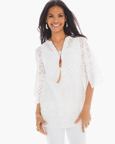 Chico's Engineered Lace Top