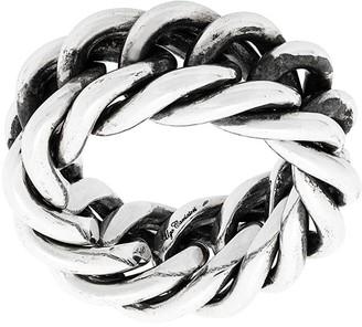 Ugo Cacciatori Chunky Chain Ring