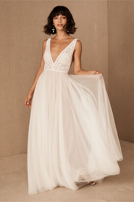 By Watters Harlan Gown