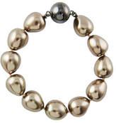 Barcs Baroque Pearl Magnetic Bracelet