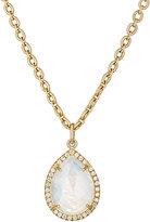 Irene Neuwirth Women's Moonstone Pendant Necklace