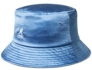 Kangol Men's Liquid Mercury Bucket Hat
