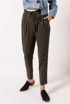 Azalea Soft Pleated Pants