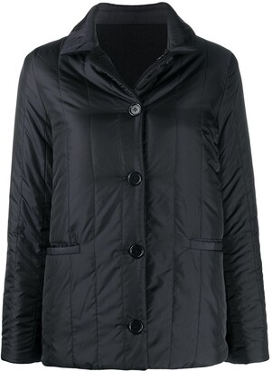 Aspesi Vertically Quilted Jacket