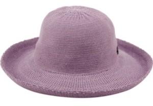 Epoch Hats Company Angela & William Wide Brim Sun Bucket Hat with Roll Up Edge