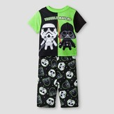 Star Wars Baby Boys' 2-Piece Pajama Set - Black