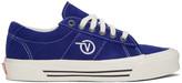 Vans Blue OG Sid LX Sneakers