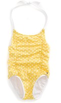 Tommy Hilfiger Final Sale-Dot Swimsuit