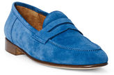 Ralph Lauren Chessington Suede Penny Loafer