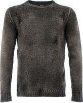 Avant Toi crew-neck jumper - men - Cashmere/Merino - S