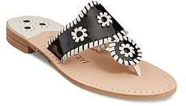 Jack Rogers Women's Whipstitch Sandals