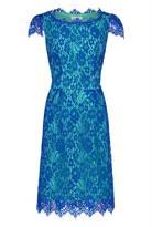 Libelula Longer Florence Dress Blue & Sea Green