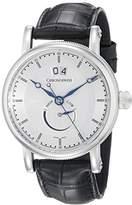 Chronoswiss Men's CH-3523.1/11-1 Sirius Analog Display Automatic Self Wind Black Watch