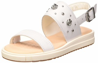Geox Girls J Sandal Rebecca E Open Toe