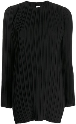 Victoria Victoria Beckham Pleated Blouse