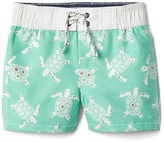Gap Turtle board shorts