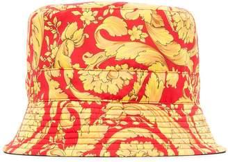 Versace Baroque print bucket hat