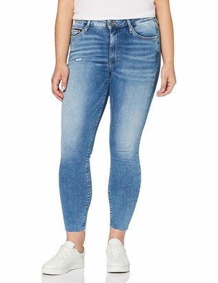 Tommy Jeans Women's Sylvia Hr Super Skinny Ankle Rxy Straight Jeans