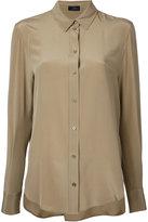 Joseph long sleeve shirt - women - Silk - 38