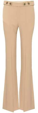 Chloé Exclusive to mytheresa.com – crêpe cady trousers